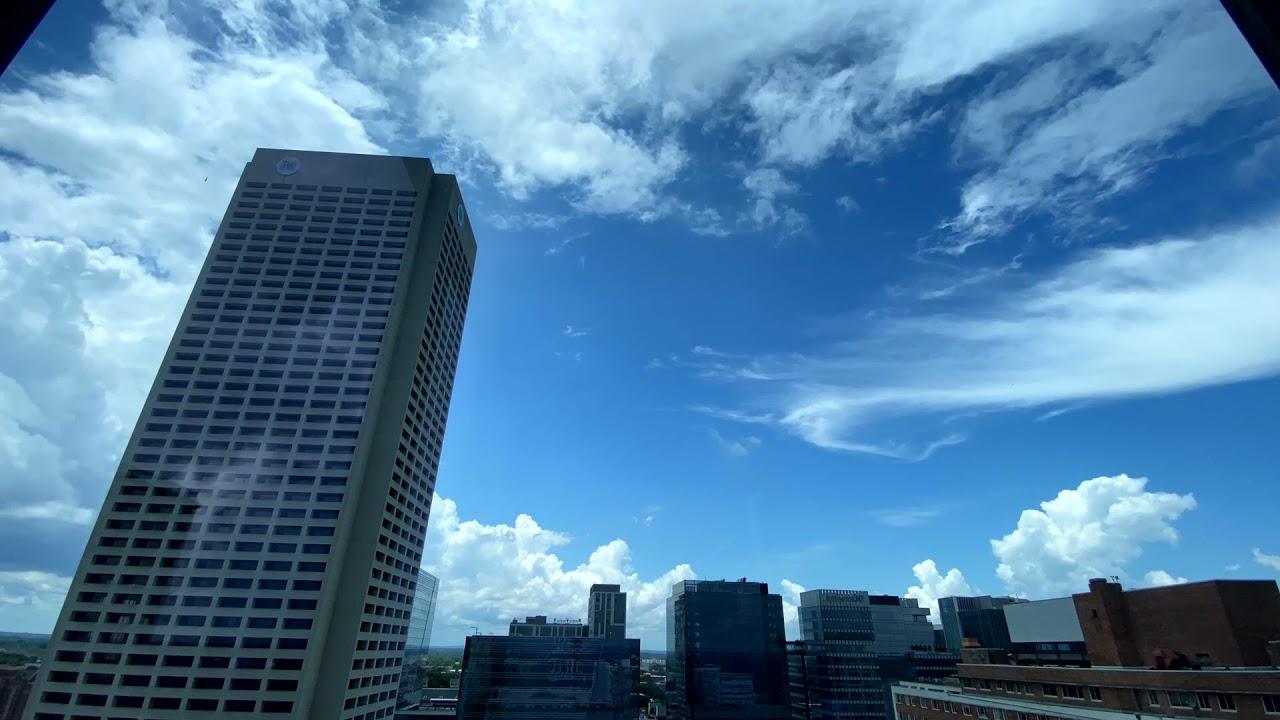 Atlanta Sky Timelapses