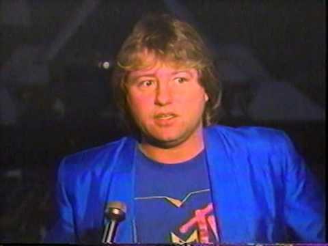 Greg Lake Interview Asia At The Budokan 1983