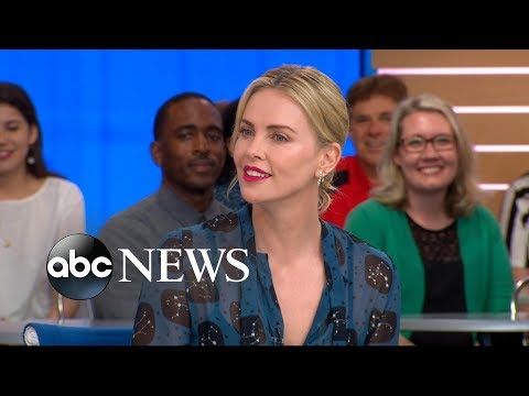 Charlize Theron opens up about 'Tully' live on 'GMA'