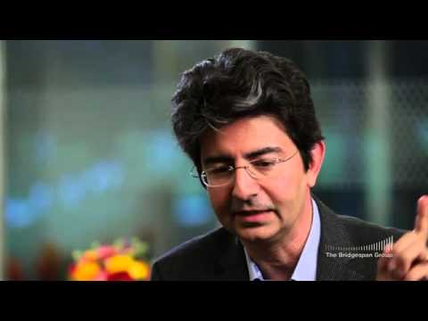 Pierre Omidyar talks about Omidyar Network's hybrid model approach to philanthropy