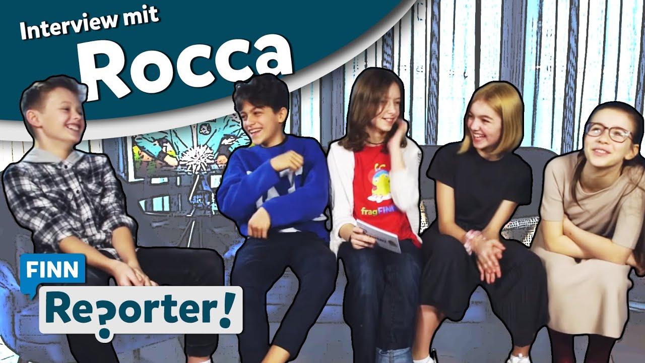 Finnreporterin Jasmin Beim Interview Mit Rocca Verandert Die Welt