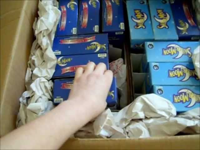 Sailor Moon Doll Collection Unboxing From Ebay Auction Youtube