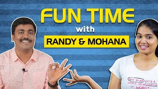 Q&A With Mohana And Randy