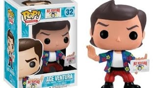 Pop! Figure Ace Ventura Review