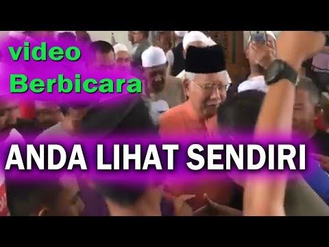 Najib VS Menteri Khalid Samad - mana Orang sayang ? ( sayang semua)