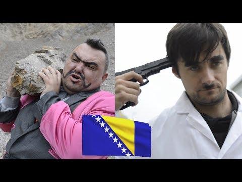 Kako preživjeti u Bosni i Hercegovini