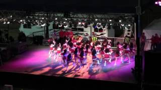 Calexico High School Cheerleaders - High School Madness 2013