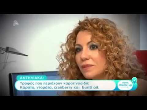 Μπλιάμπτη Βενετία@alpha TV