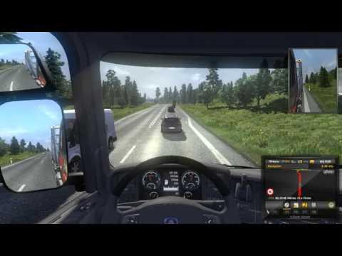 {Balkan Driver}: Euro truck Simulator 2 : Croatia, Serbia ,Bulgaria Part 3