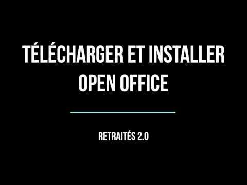 Télécharger et installer Open Office