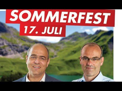 #ImpfApartheid: #AfD-Spitzenkandidat Peter #Boehringer beim Kreisverband Oberallgäu-Lindau-Kempten