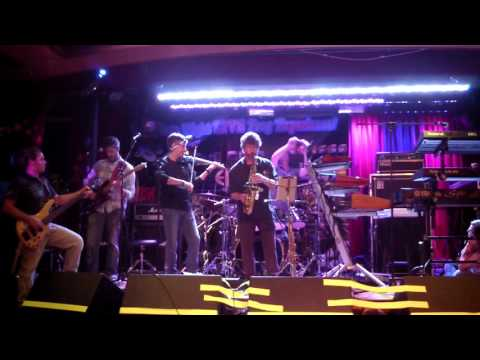 Starless Cover (King Crimson)-CTTE Late Night LIVE Prog Experience! Band