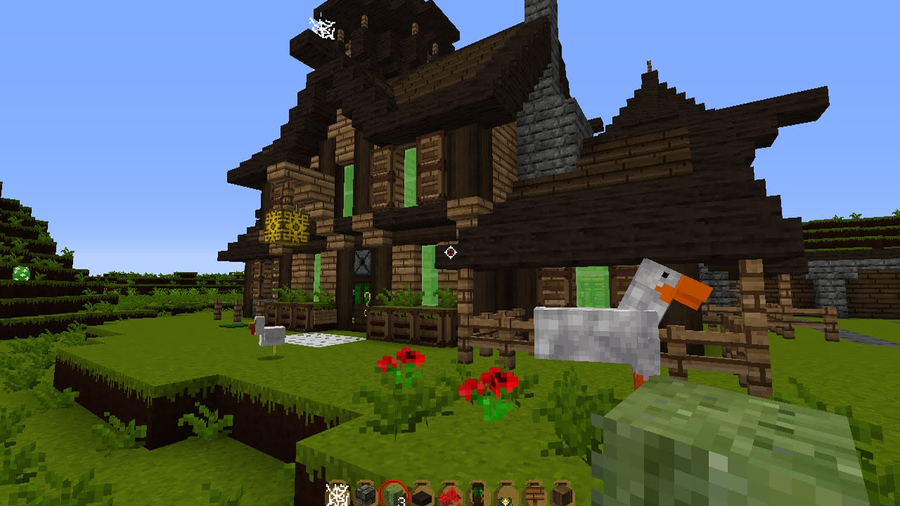 5 Ways To Make Your Minecraft House Better Defended