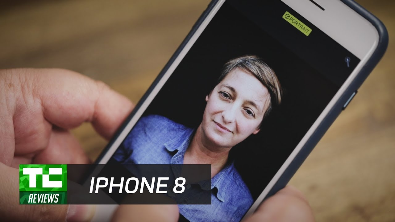 Review: iPhone 8 pushes the limits of photography - YouTube