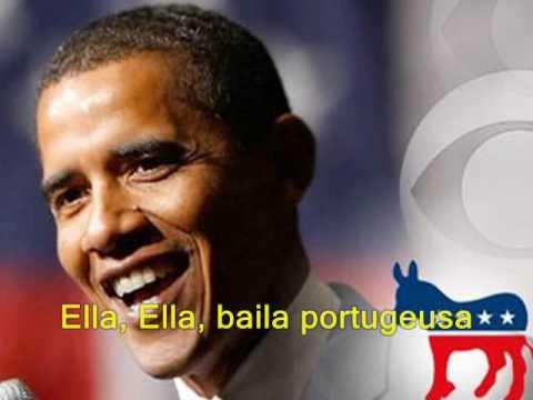 Barack Obama:Africa Bamba
