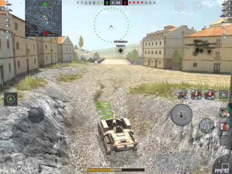 World Of Tanks Blitz - Alecto: Yes It Can!