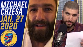 Michael Chiesa looks for redemption in Helwani Nose Order Trivia | Ariel Helwani's MMA Show