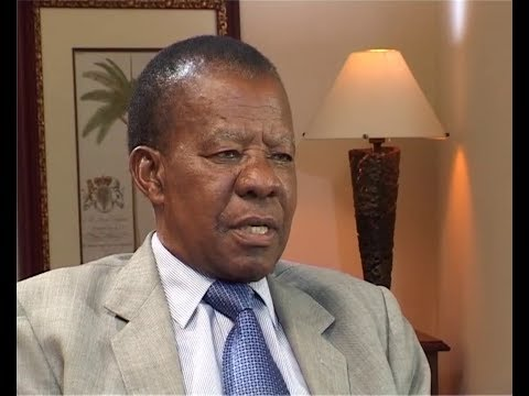Time With David Interview With Sir Quett Masire (Former President of Botswana)