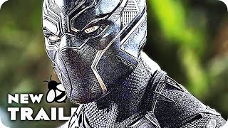Black Panther All Trailers & Making-Of 4K UHD (2018) Marvel Movie