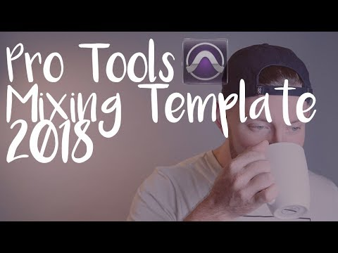 Trap Godz | Pro Tools Preset Template | Mix Class Video