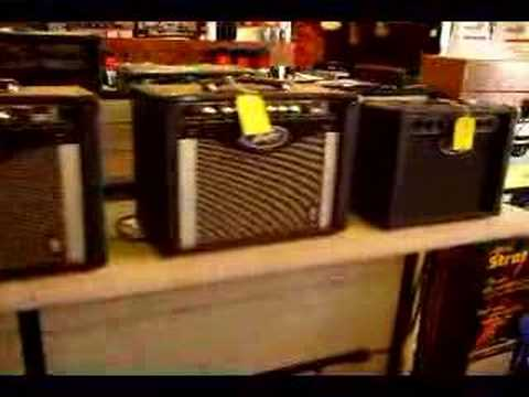 Guitar Villa  Quakertown Store Video Tour 4/24