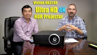 Vivitek HK2288 Ultra HD 4K HDR…