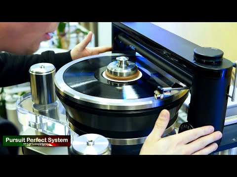 Clearaudio Factory Tour AMAZING Turntable Craftsmanship Germany The Home Of Analogue HiFi