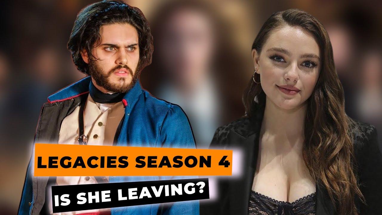 Download Legacies Season 4: Premiere Date Revealed! Cast Changes & Plot