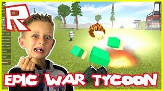 Epic War Tycoon | Roblox