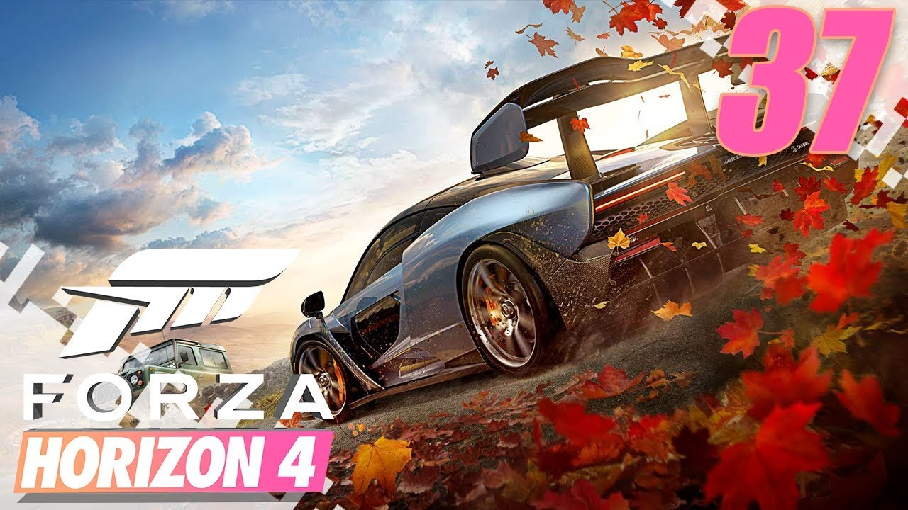 FORZA HORIZON 4 - See You At The Finish Line! - EP37 (Gameplay Video)