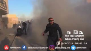 Video of the 2014 explosion that killed three policemen