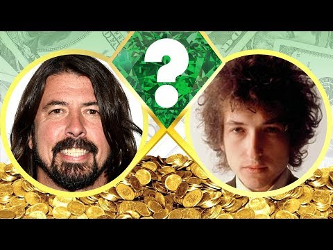 who's-richer?---dave-grohl-or-bob-dylan?---net-worth-revealed!-(2017)