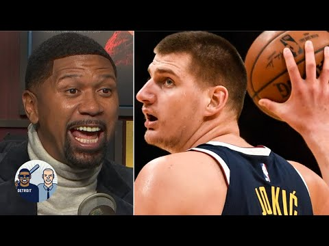 Jacoby going in on Jokic,