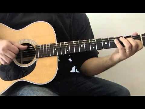 One Love - Guitar - Bob Marley
