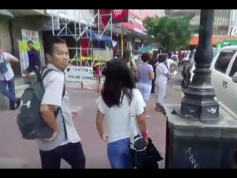 Philippines LIVE -  Capitol Site Fuente Circle Walk Cebu City