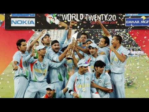 India vs Pakistan 2007 ICC World Twenty20 final HIGHLIGHTS 7