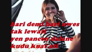 Download Lagu LIRIK dhandut koplo VIA VALLEN ''SAYANG'' Mp3