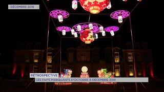 Yvelines | Rétrospective : les faits marquants d'octobre à décembre