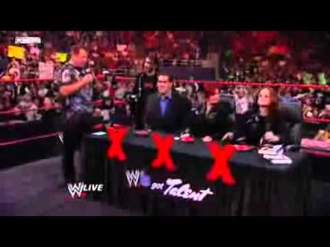Wwe Raws Got Talent--Ozzy Osbourne And Sharon Osbourne - YouTube2