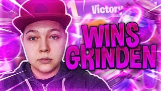 SEASON 4 SOLO/DUO WINS GRINDEN! RANDOM SKINS! FORTNITE LIVE! #287 WINS