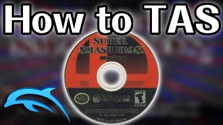 How to TAS Melee