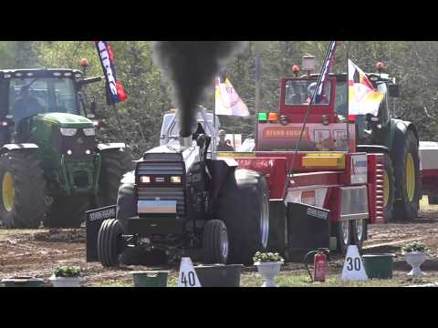 Mixed video @ Brande DK 2015 Tractor Pulling