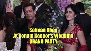 Sonam Kapoor Wedding Reception | Grand Entry Of All Bollywood Stars | World Trending | Part - 1