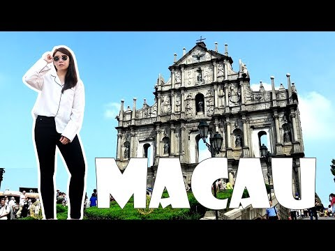 MACAU TRAVEL VLOG! 2 Days Itinerary #VLOG 14