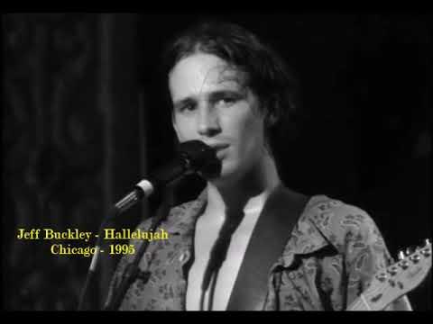 Jeff Buckley – Hallelujah – 1995