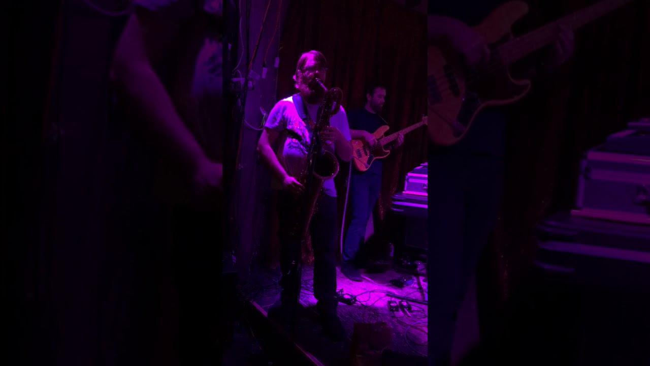 """""""Glinted Glitter"""" by Swells - Live @ Cafe Mustache in Chicago (Logan Square), 11/01/2019"""