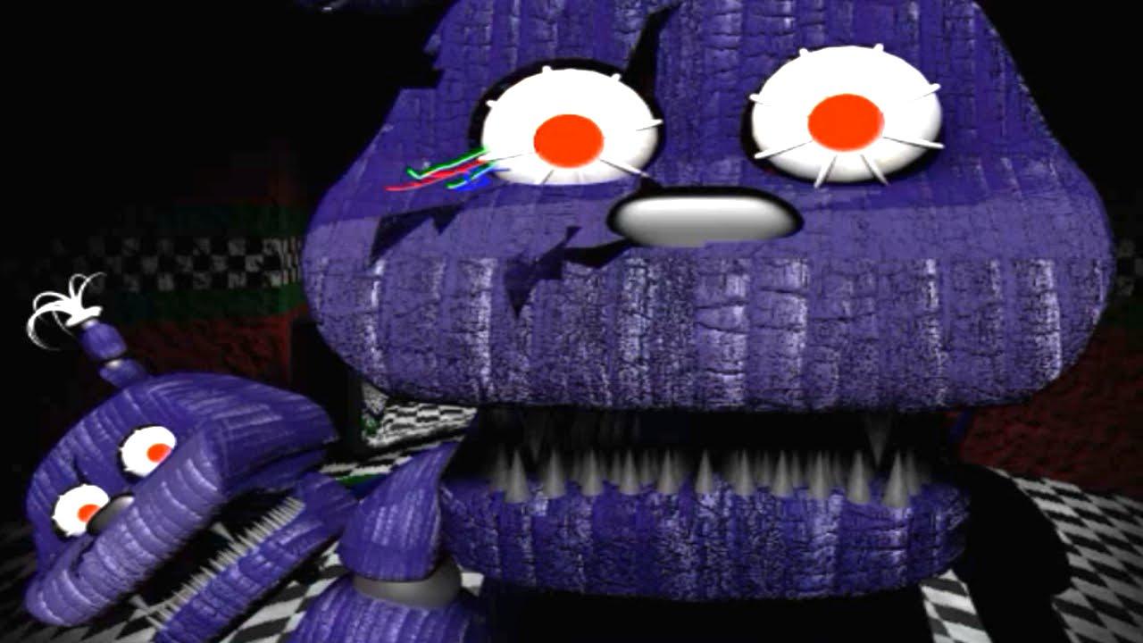 NIGHTMARE BONNIE JUMPSCARE!! - Misfits: 7 Nights of Terror