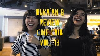 BUKA'AN 8 REVIEW - Cine Crib Vol. 18
