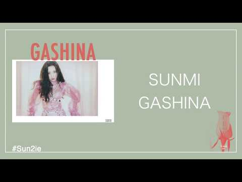 [韓中字] SUNMI(선미) - GASHINA(가시나)