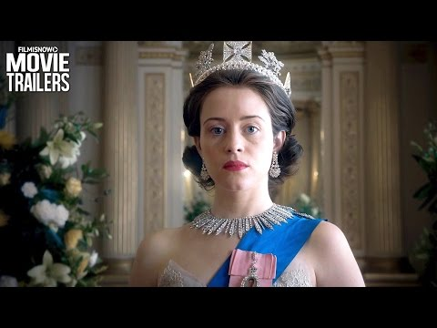 THE CROWN   a world full of intrigue and revelations of royal life